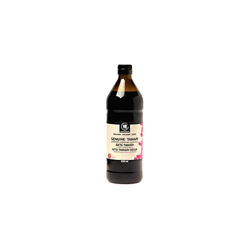 Tamari Genuine glutenfri Økologisk- 750 ml - Urtekram