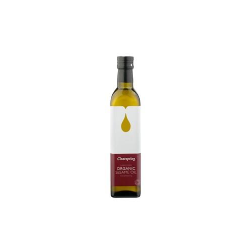Sesamolie Økologisk - 500 ml