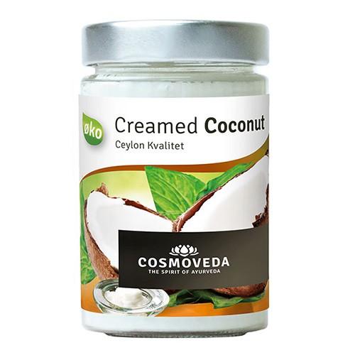 Kokos creamed Økologisk - 300 gr - Cosmoveda
