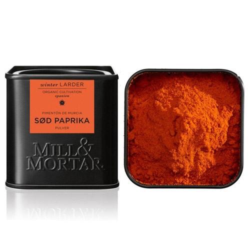 Paprika sød Murcia Økologisk - 50 gr - Mill & Mortar