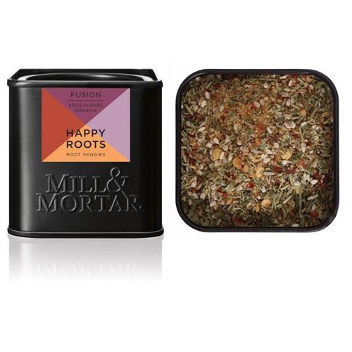 Happy Roots krydderiblanding Økologisk - 45 gr - Mill & Mortar