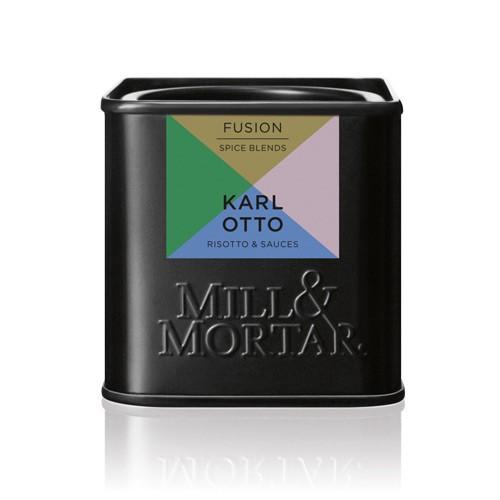 Karl Otto krydderiblanding Økologisk - 40 gram - Mill & Mortar