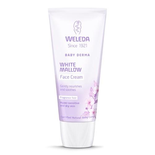 Face cream White Mallow - 50 ml - Weleda