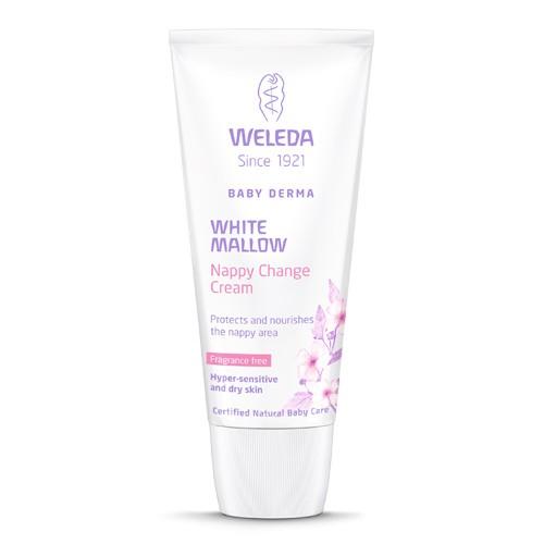 Nappy change cream White Mallow - 50 ml - Weleda